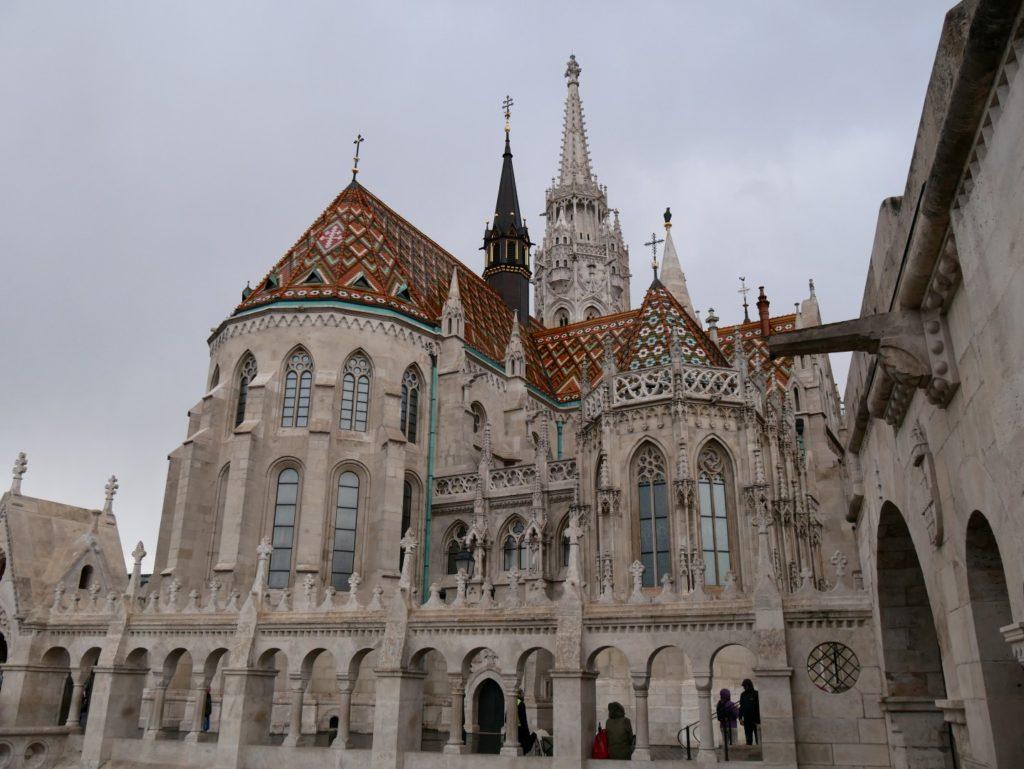 Fischerbastei Matthiaskirche Budapest