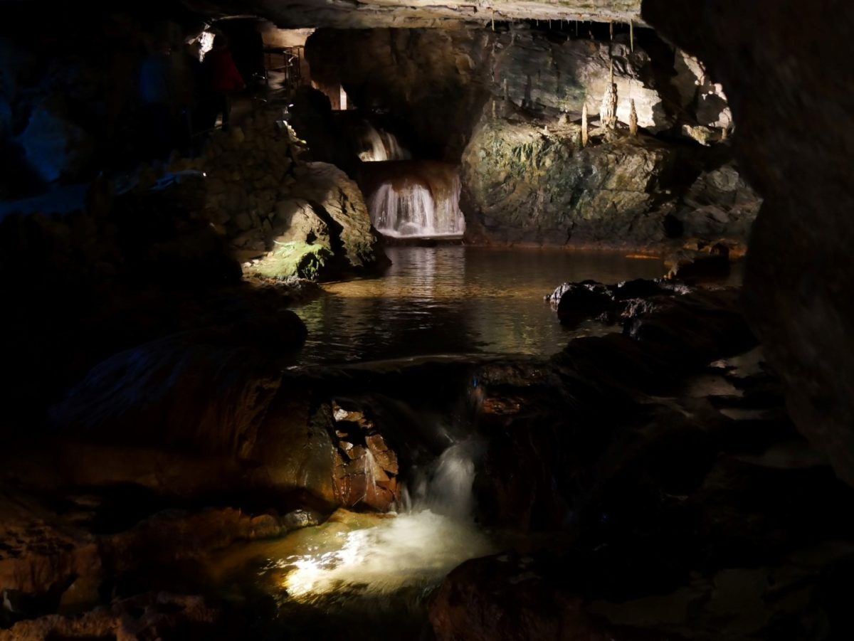 Beatus Höhlen