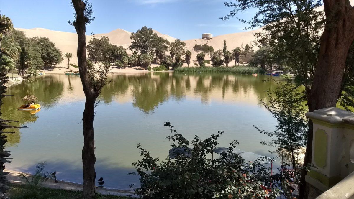 Huaccachina
