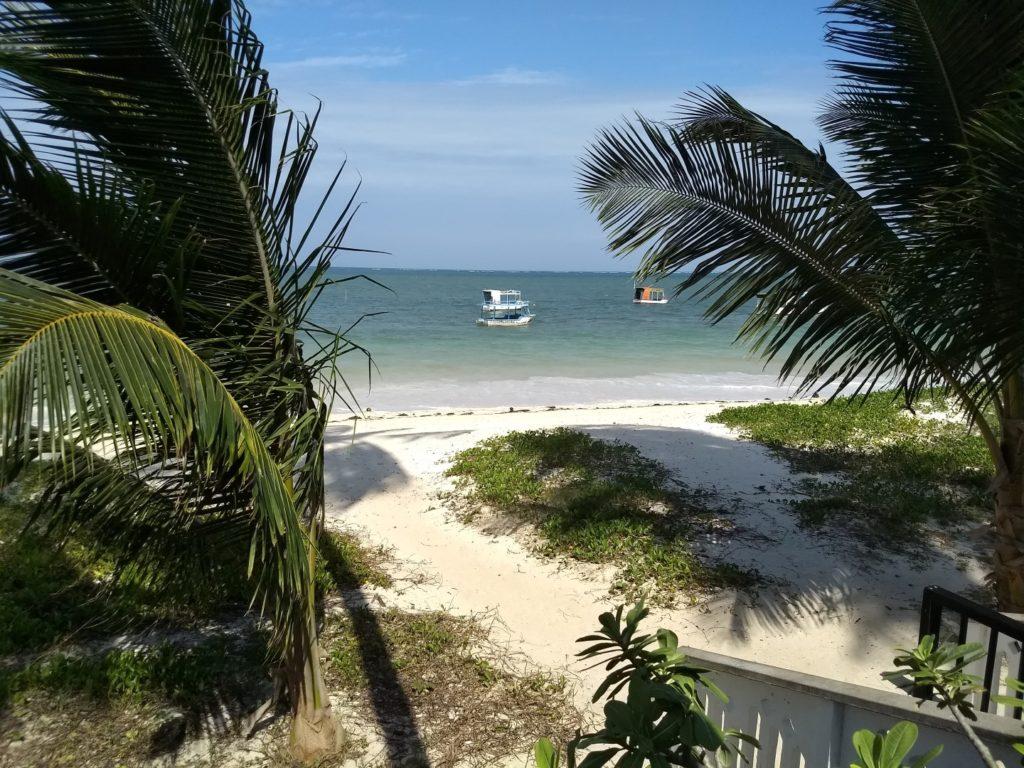 Beach Kenya