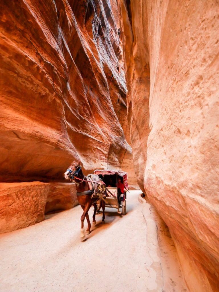 Hauptweg Petra