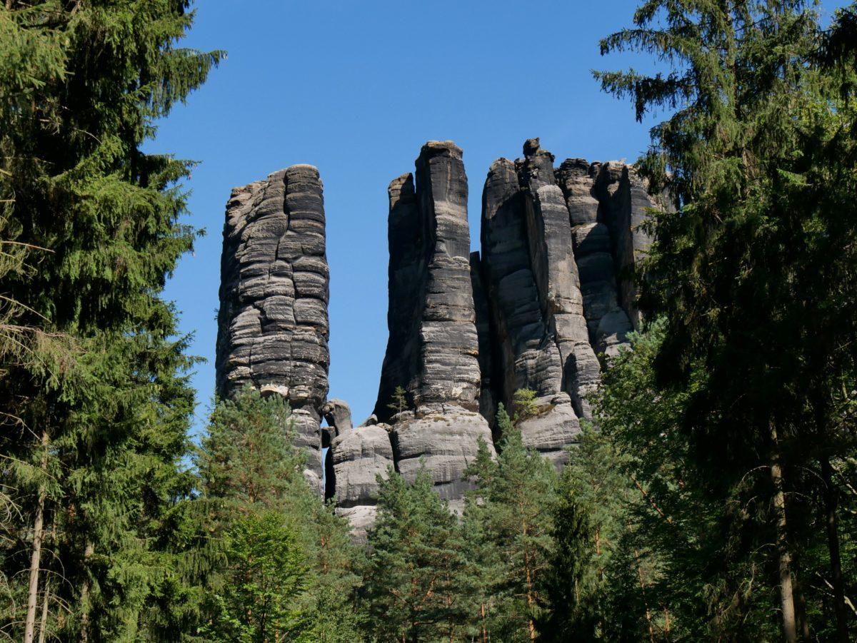 Saxony sights