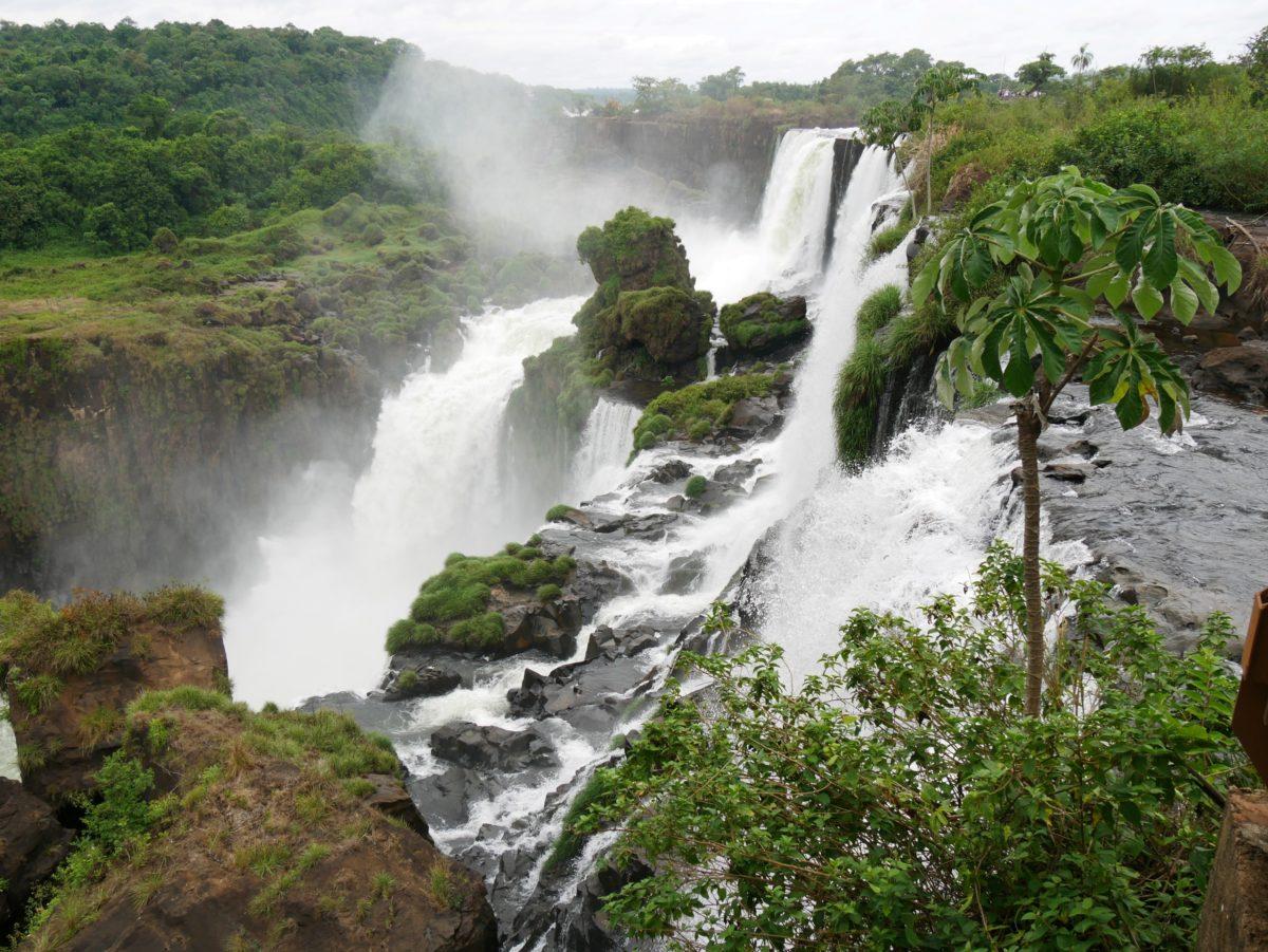 Iguazu Wasserfälle Argentinien
